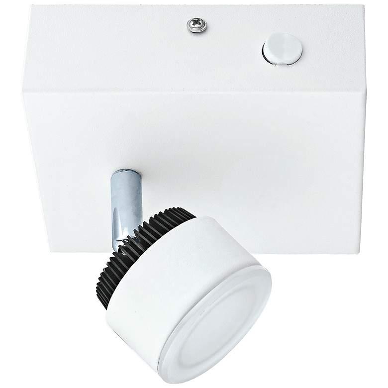 Eglo Armento 1-Light LED White Wall Track Light