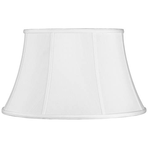 Imperial Collection White Lamp Shade 13x19x11 (Spider)