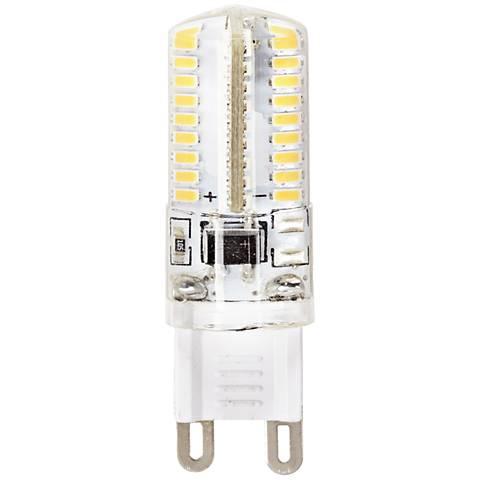 40 Watt Equivalent 4 Watt LED Dimmable G9 Bulb