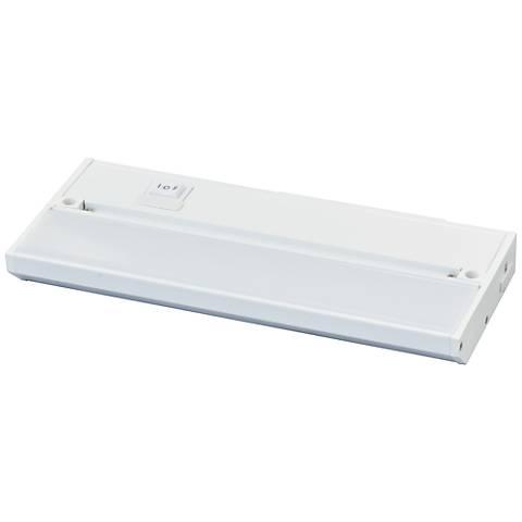 """Noble Pro 9"""" White Plug/Hardwire LED Undercabinet Light"""