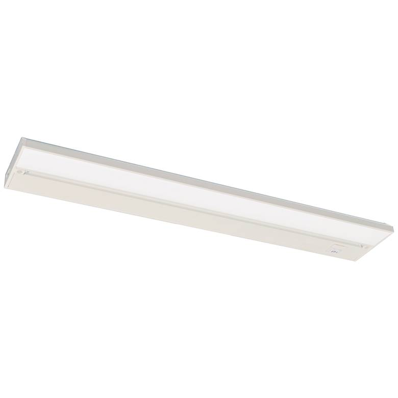 """Noble Pro 22"""" White Plug/Hardwire LED Undercabinet Light"""