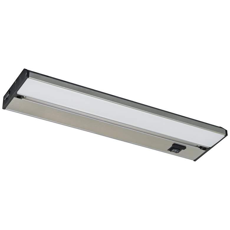 Le Pro 40 Brushed Aluminum Led Under Cabinet Light