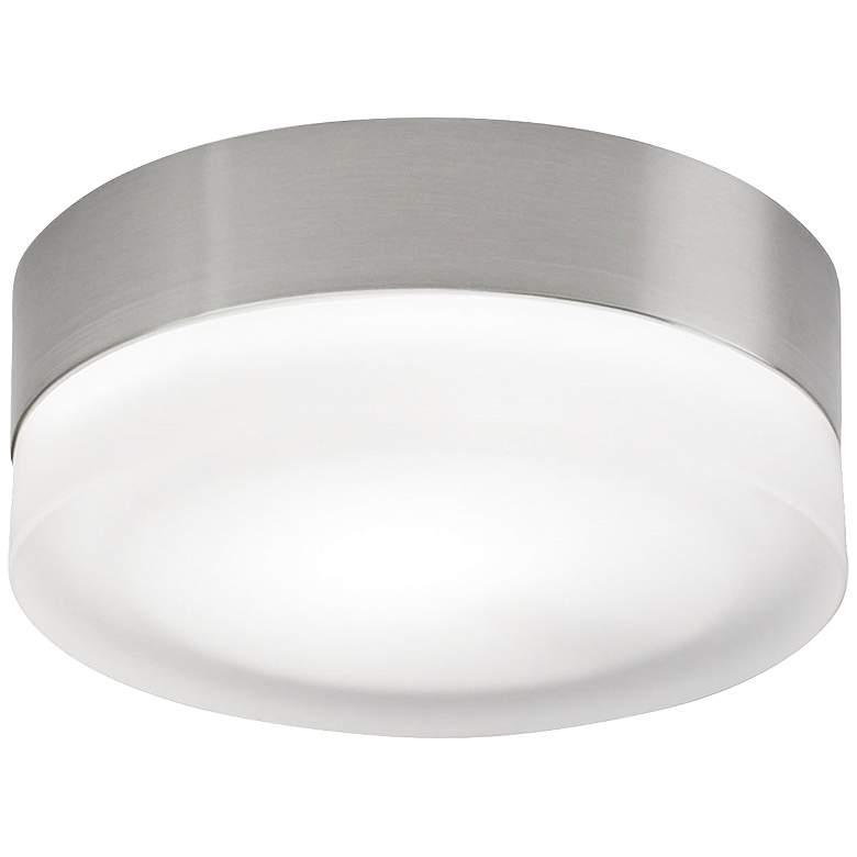 "Tech Lighting TL 360 Satin Nickel 6"" Wide Ceiling Light"