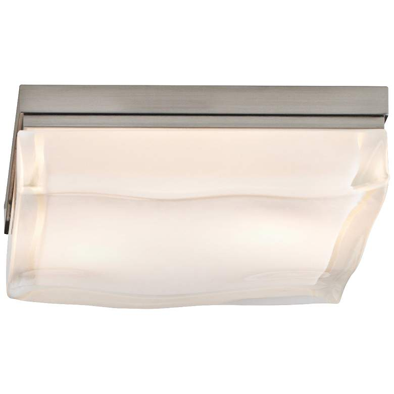 "Tech Lighting Fluid 5 1/4""W Satin Nickel Ceiling Light"