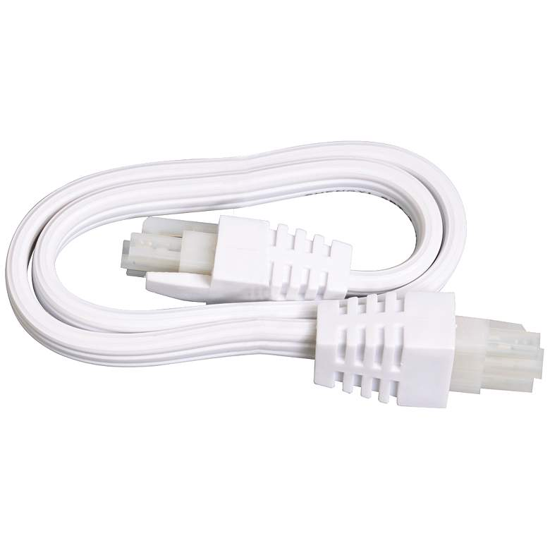 """Noble Pro 48"""" Undercabinet Light Clear Interconnect Cord"""