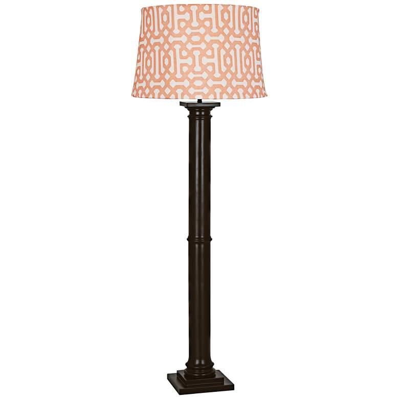 Robert Abbey Phoebe Al Fresco Java Outdoor Floor Lamp