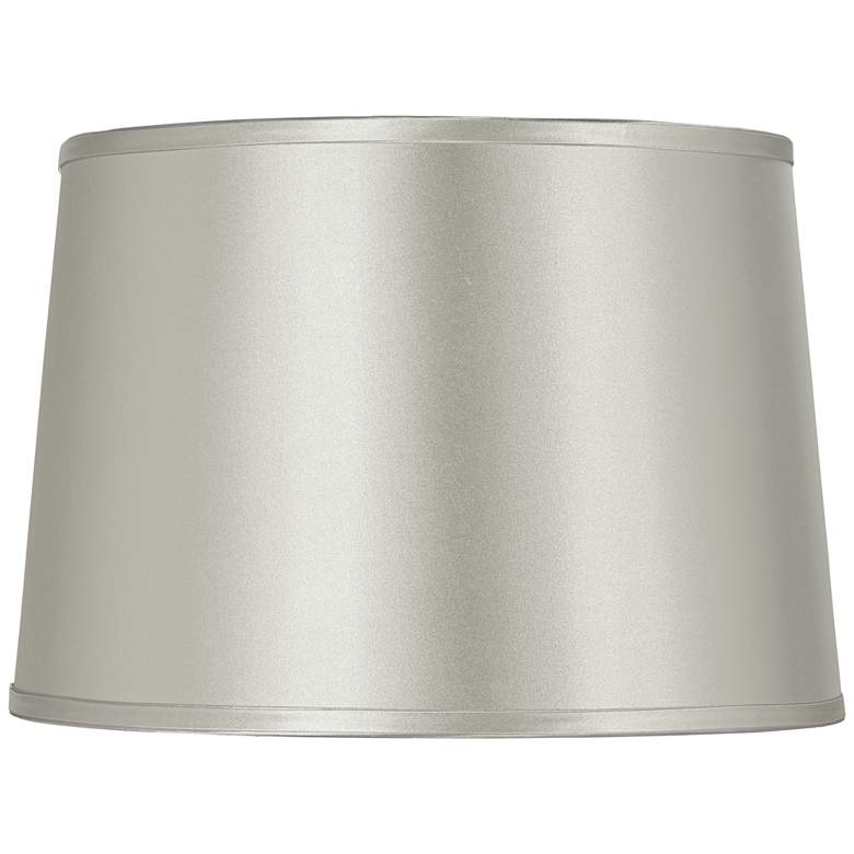 Champagne with Silver Trim Shade 14x16x11 (Spider)
