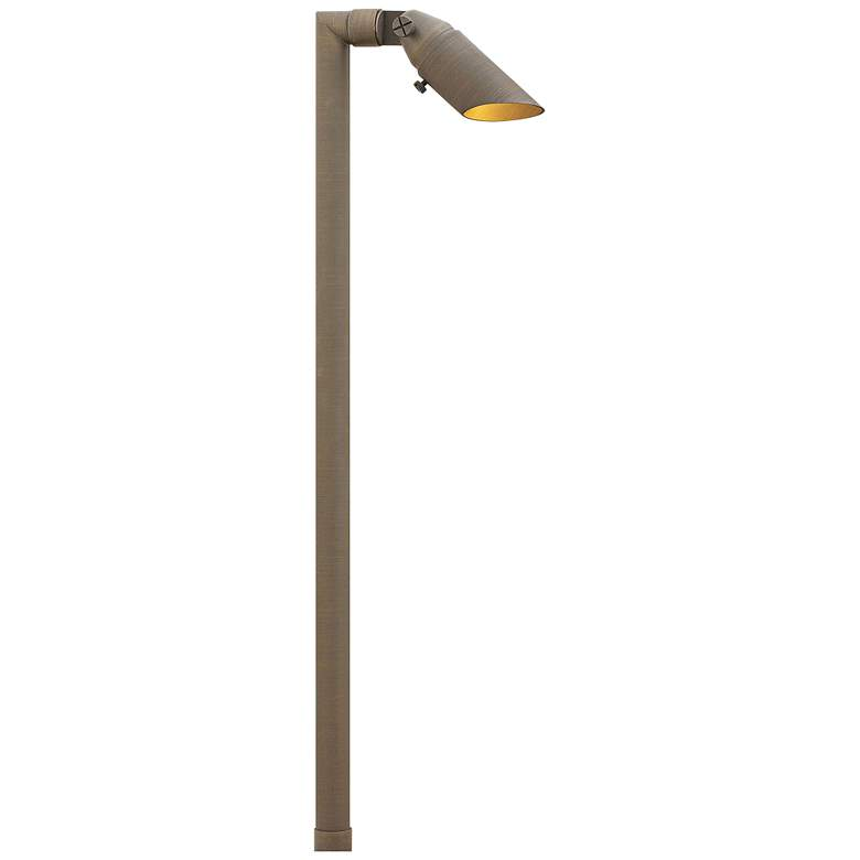 Hinkley Hardy Island Landscape Flood Light with Stem