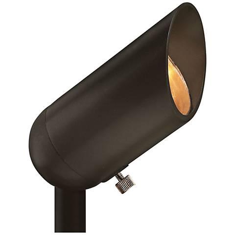 "Allen 3 1/4"" High Bronze 7.5W 2700K LED Accent Spotlight"