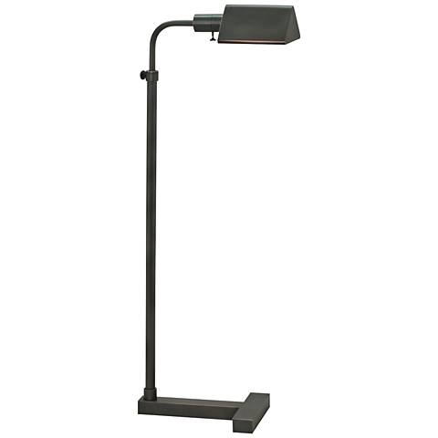 Fairfax Adjustable Oil Rubbed Bronze Pharmacy Floor Lamp