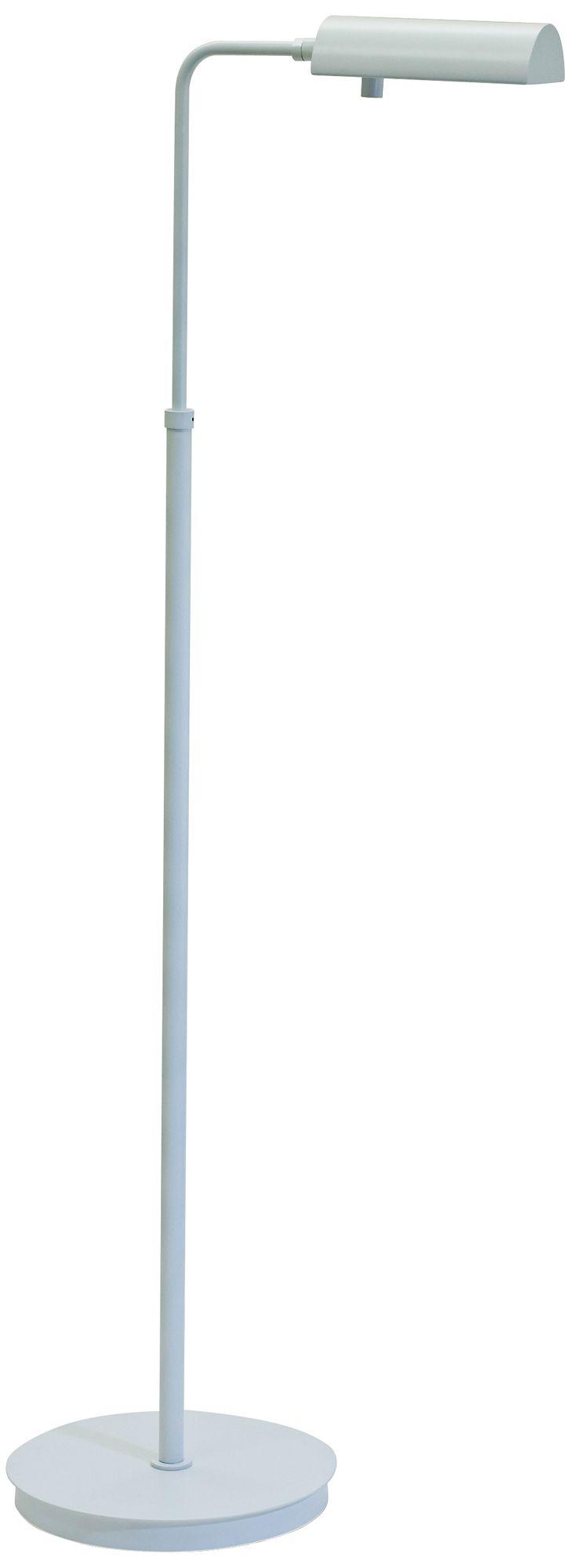 House Of Troy Generation White Pharmacy Floor Lamp