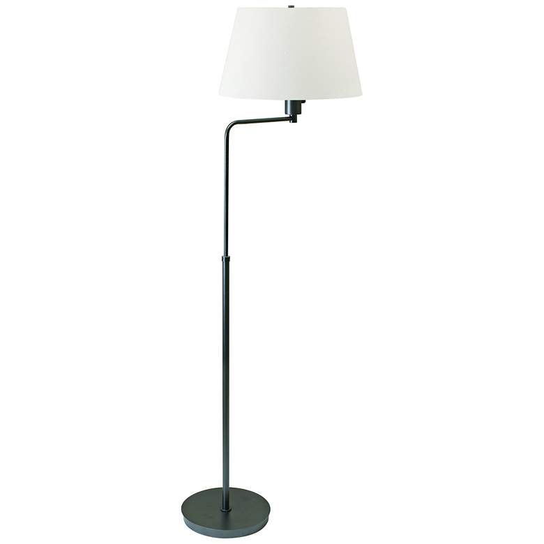 Generation Granite Adjustable Floor Lamp by House of Troy