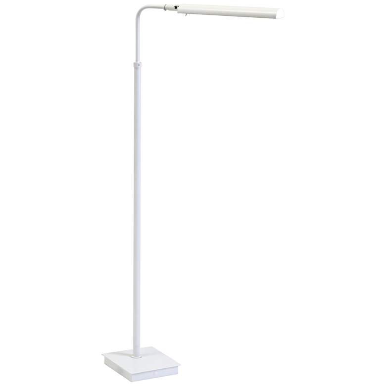 Generation Adjustable White LED Floor Lamp by House of Troy