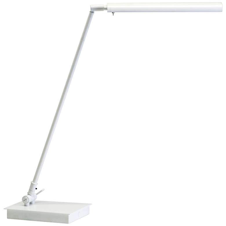 House of Troy Generation Pharmacy White LED Desk Lamp