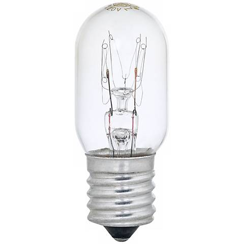 GE 15 Watt Appliance Light Bulb