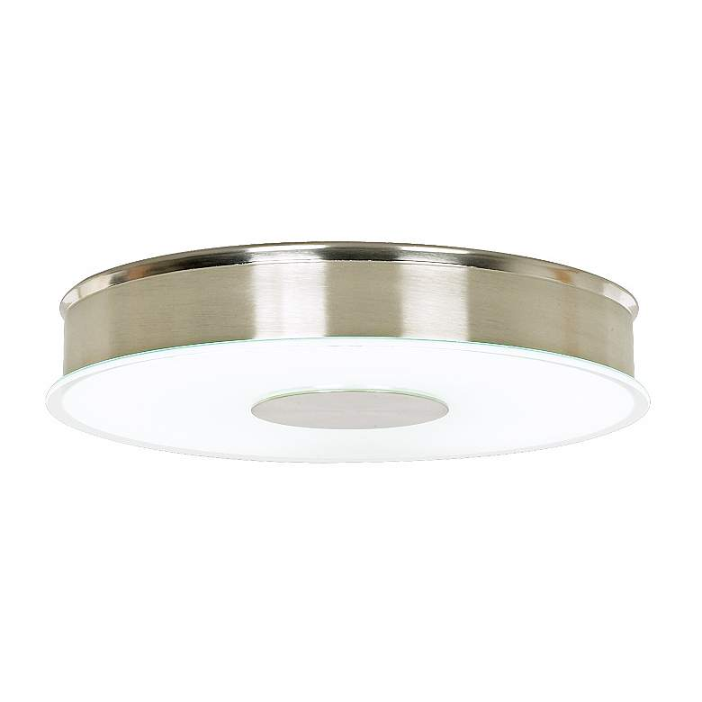 "Disk Collection ENERGY STAR® 10 1/2"" Wide Ceiling Light"