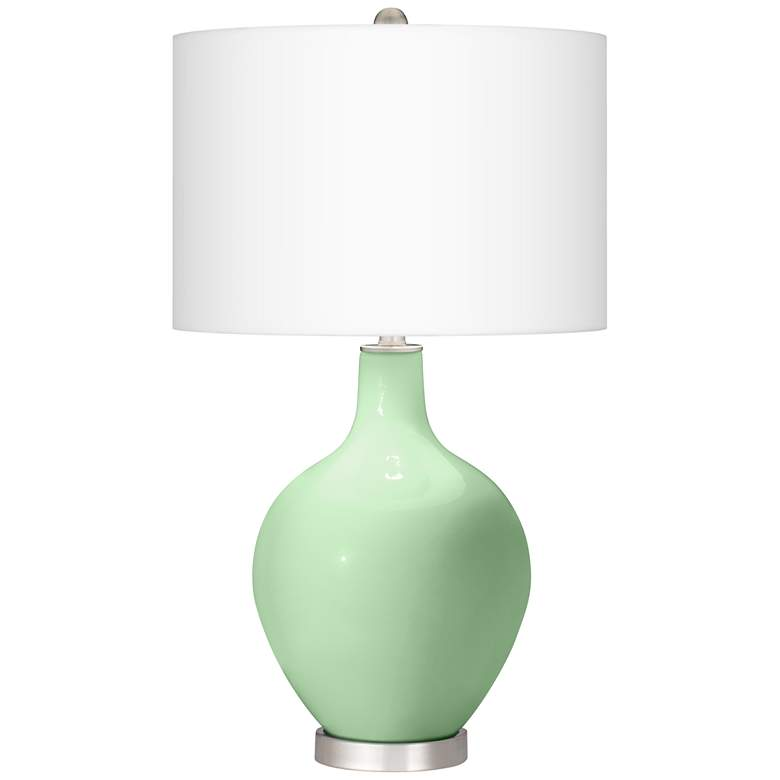 Flower Stem Ovo Table Lamp from Color Plus