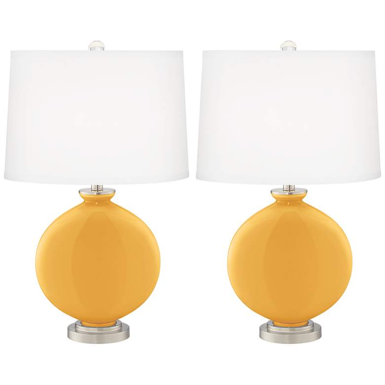 Marigold Carrie Table Lamps Set of 2 from Color Plus