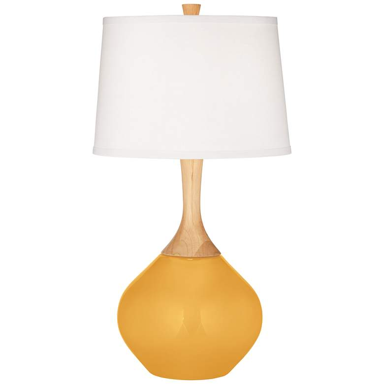 Marigold Wexler Modern Table Lamp from Color Plus