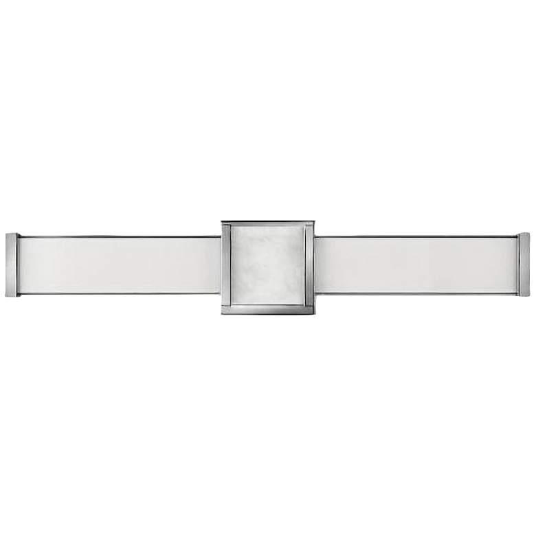 "Hinkley Pietra 24 3/4"" Wide Chrome LED Bath Light"