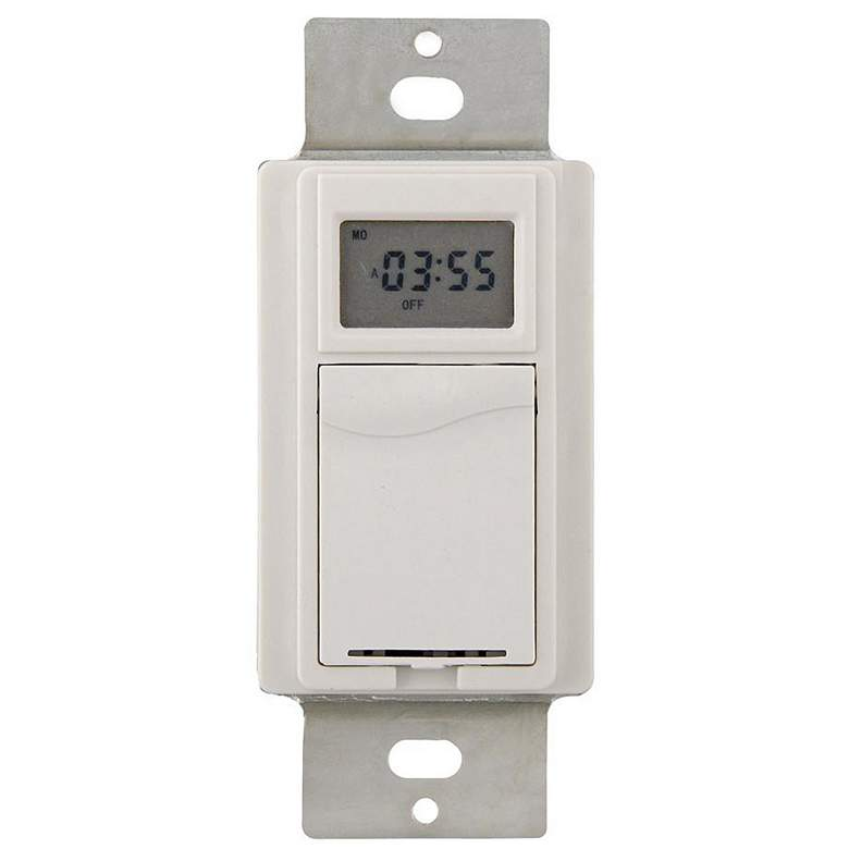 7-Day Programmable Light Switch Timer