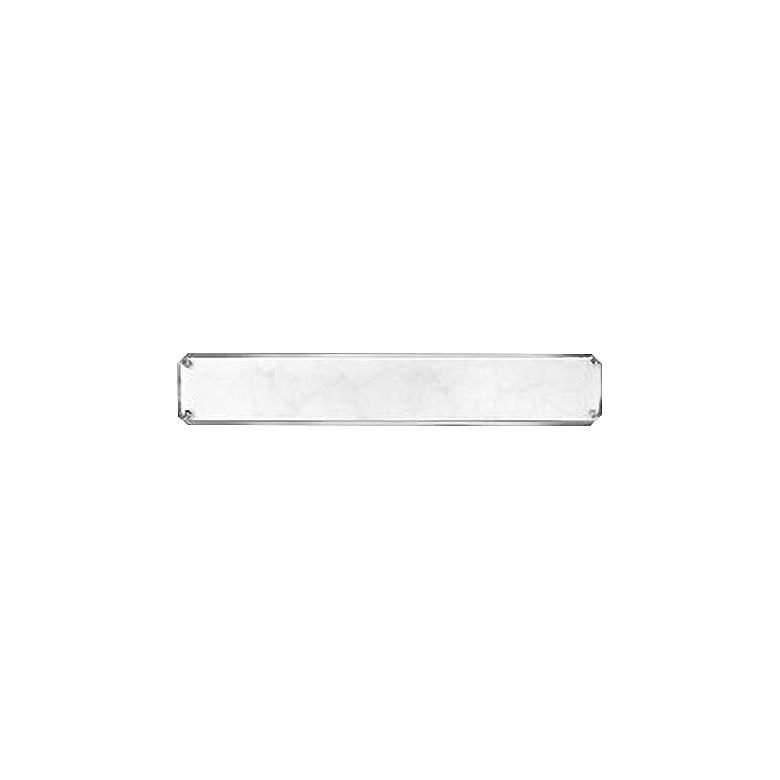 """Hinkley Serene 26 1/4"""" Wide Polished Nickel LED Bath Light"""