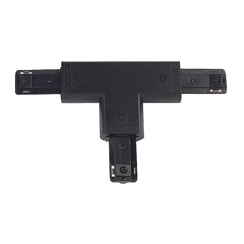 Lightolier Lytespan Track Black T Connector