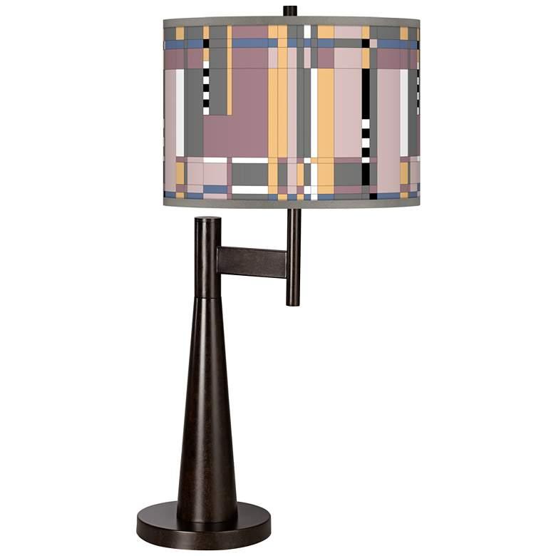 Simplicity Giclee Novo Table Lamp