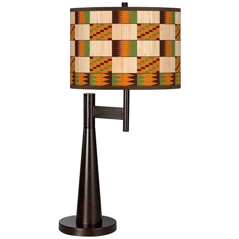 Modern Drift Giclee Novo Table Lamp