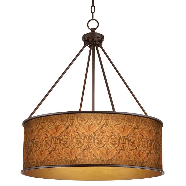 Versailles Yulee Bronze Pendant Light