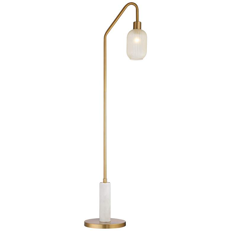 Vaile Modern Luxe Floor Lamp by Possini Euro Design
