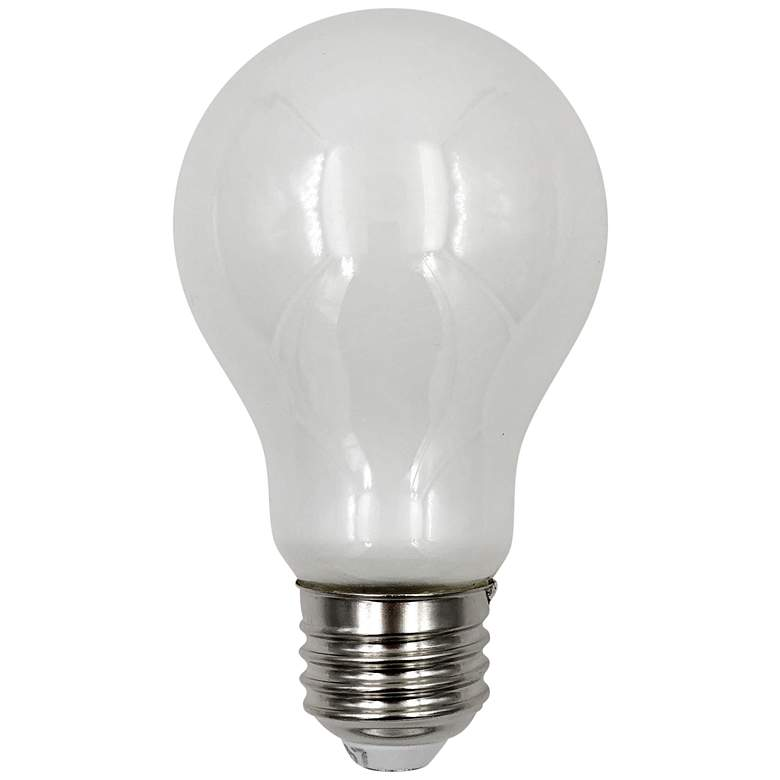 60W Equivalent Tesler Frosted 8W LED Dimmable Standard Bulb