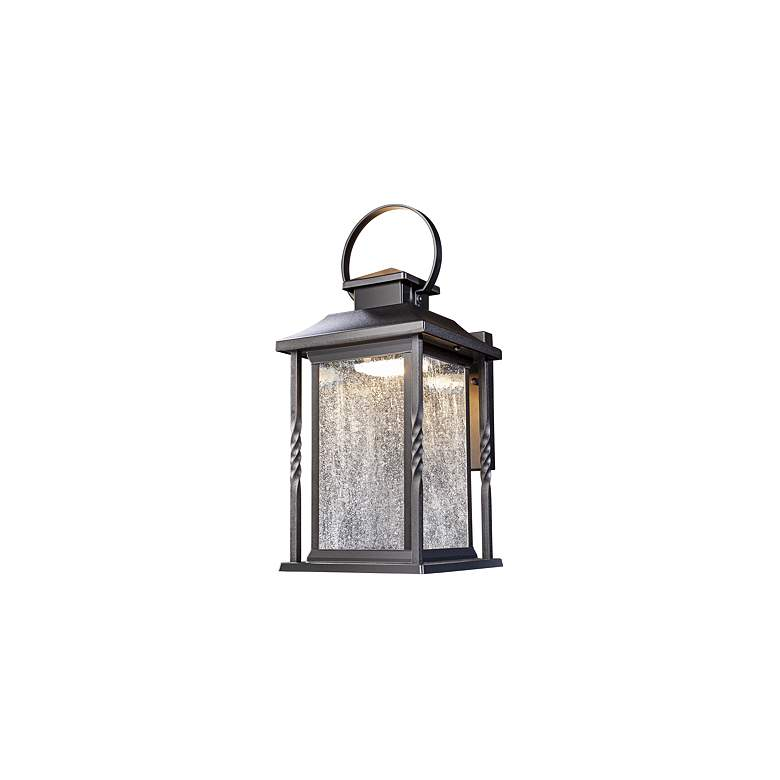 """Cambridge Collection 15"""" High Dusk to Dawn LED Outdoor Wall Light"""