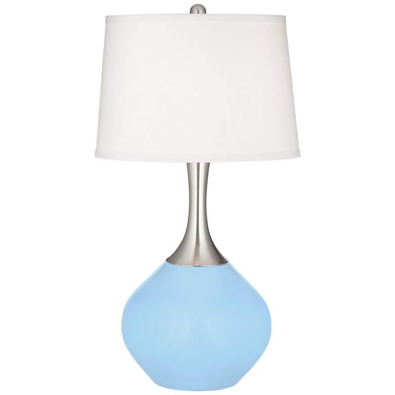 Wild Blue Yonder Spencer Table Lamp