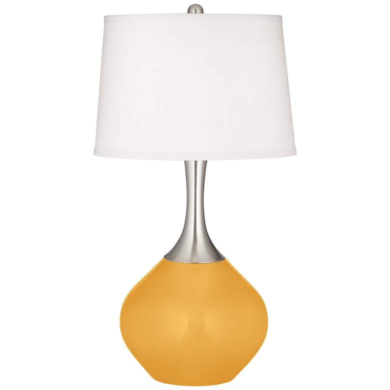 Marigold Yellow Spencer Table Lamp