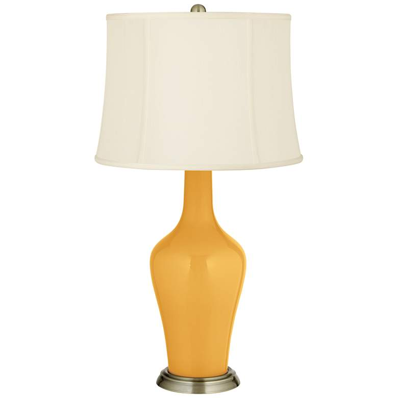 Marigold Yellow Anya Table Lamp