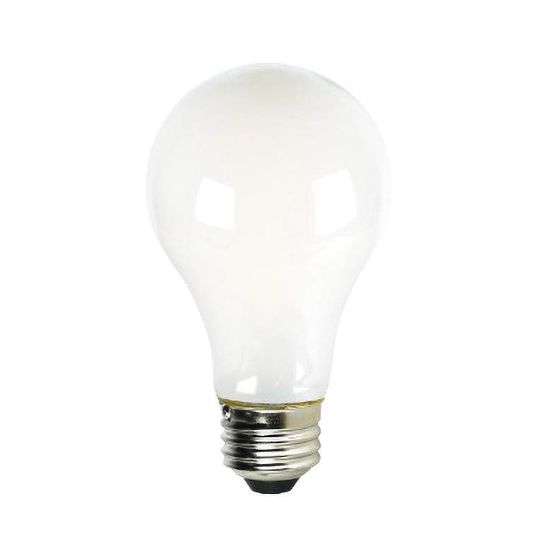 100W Equivalent Frosted 12W LED Dimmable Standard Base Bulb