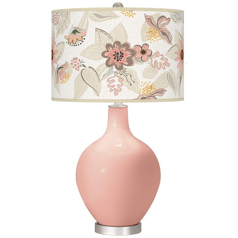 Rustique Mid Summer Ovo Table Lamp