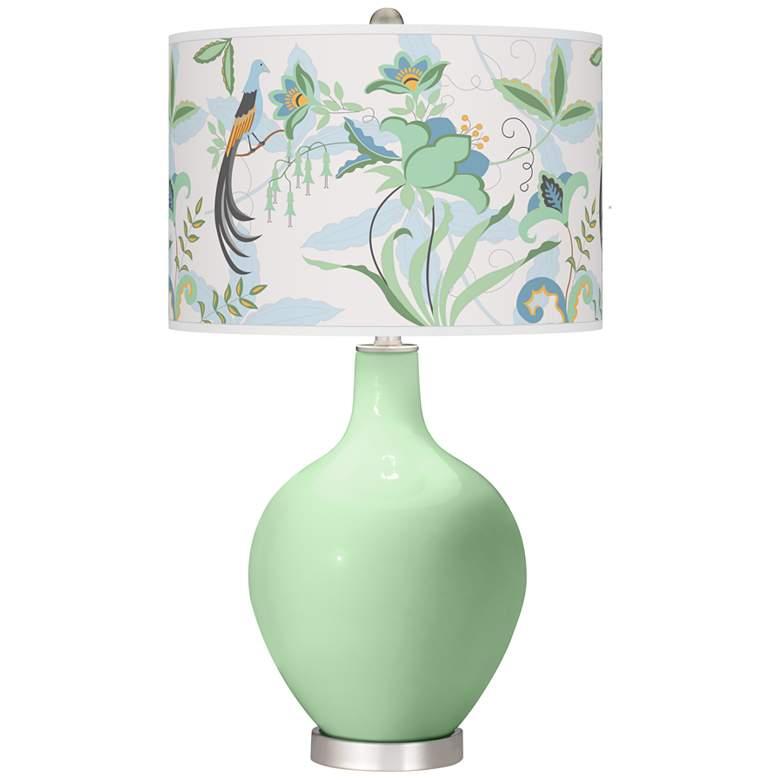 Flower Stem Sofia Ovo Table Lamp