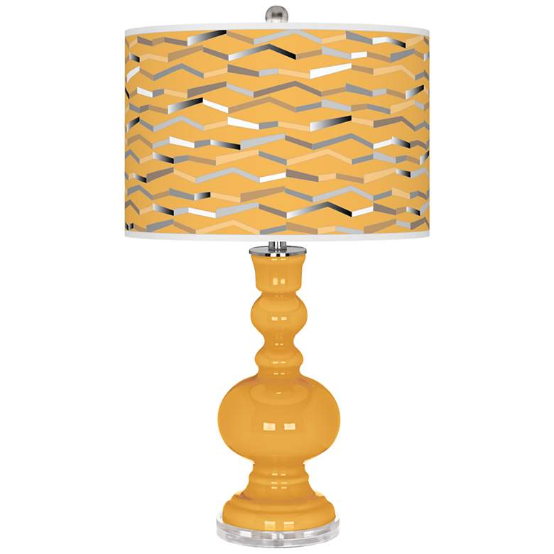 Marigold Shift Apothecary Table Lamp