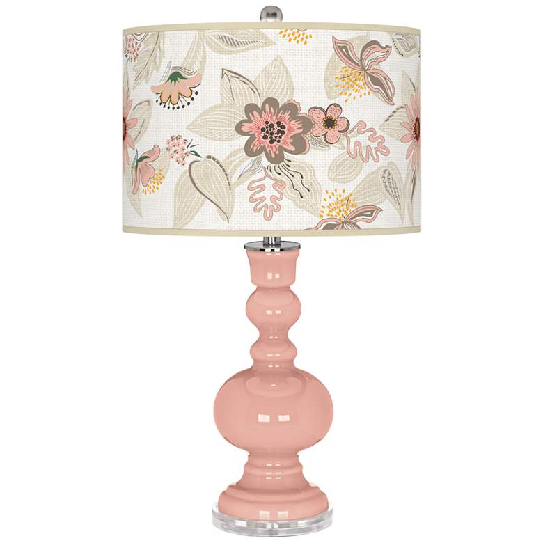 Rustique Mid Summer Apothecary Table Lamp