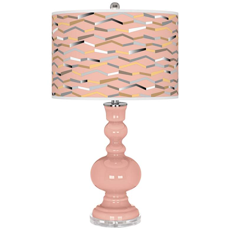 Rustique Shift Apothecary Table Lamp