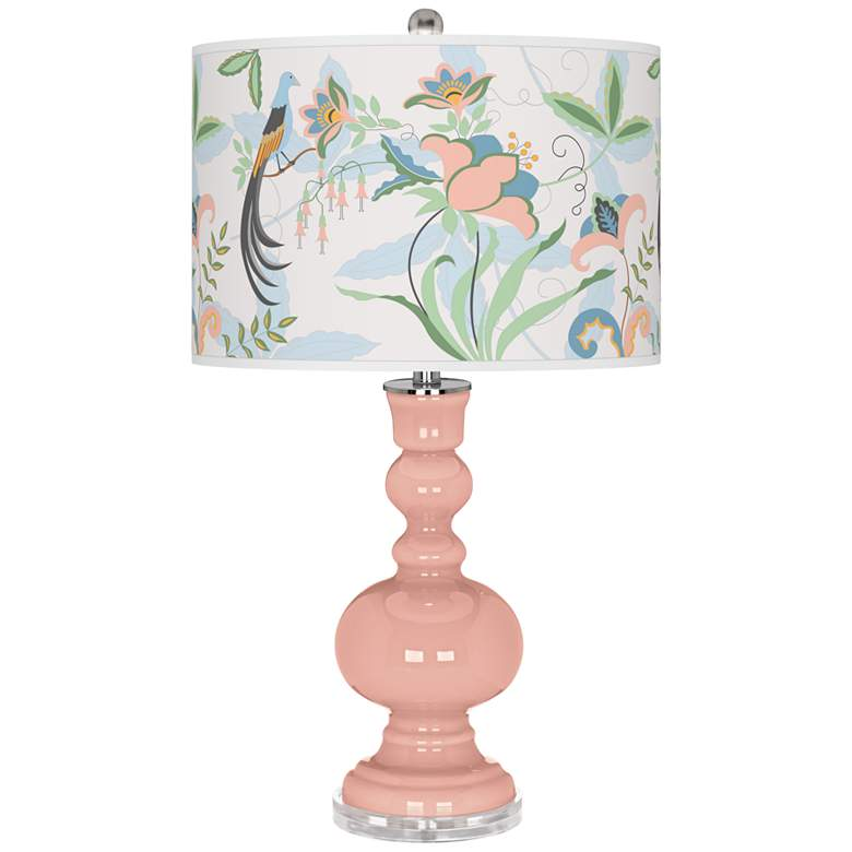 Rustique Sofia Apothecary Table Lamp
