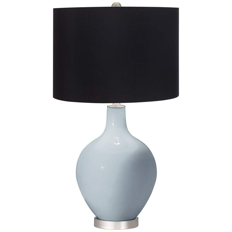 Take Five Ovo Table Lamp with Black Shade