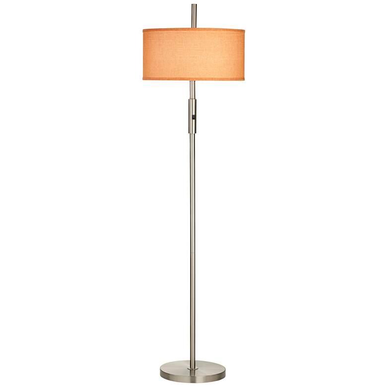 Orange Club Modern Floor Lamp