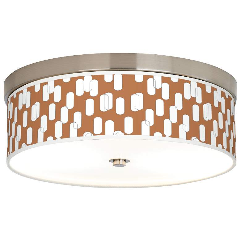 Ovals II Giclee Energy Efficient Ceiling Light