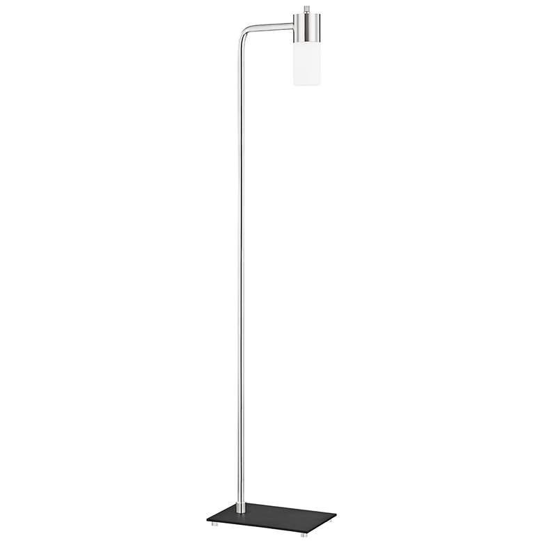 Mitzi Lola Polished Nickel Metal LED Floor Lamp