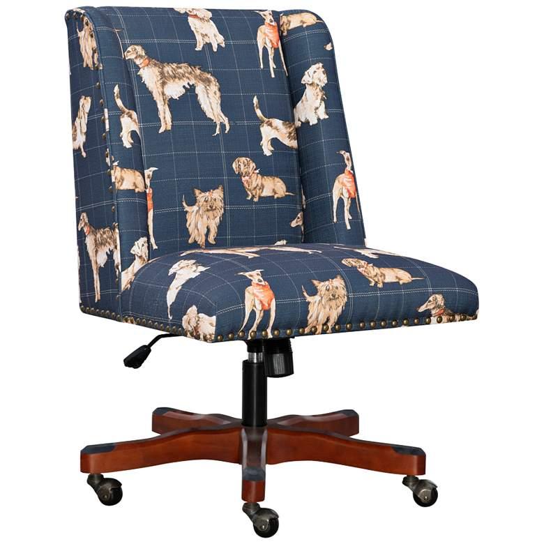 Draper Dog Daze Adjustable Swivel Office Chair