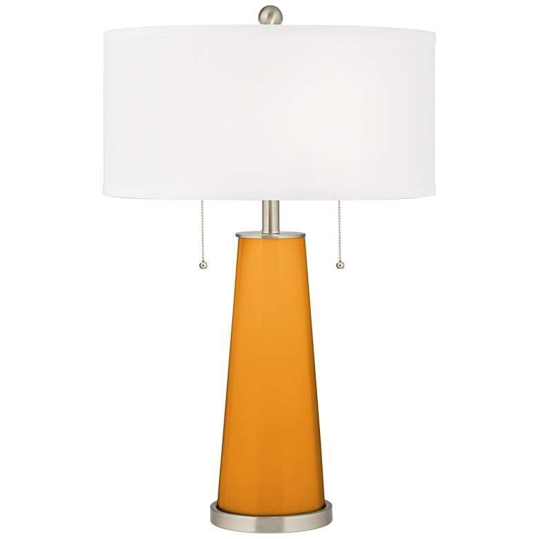 Carnival Peggy Glass Table Lamp