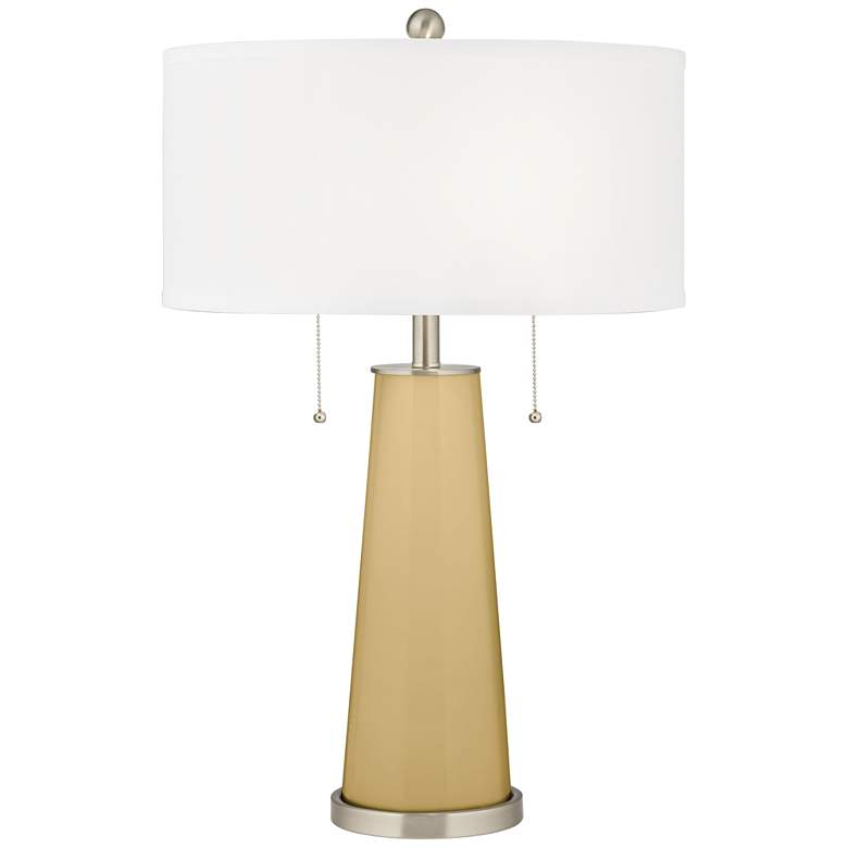 Humble Gold Peggy Glass Table Lamp